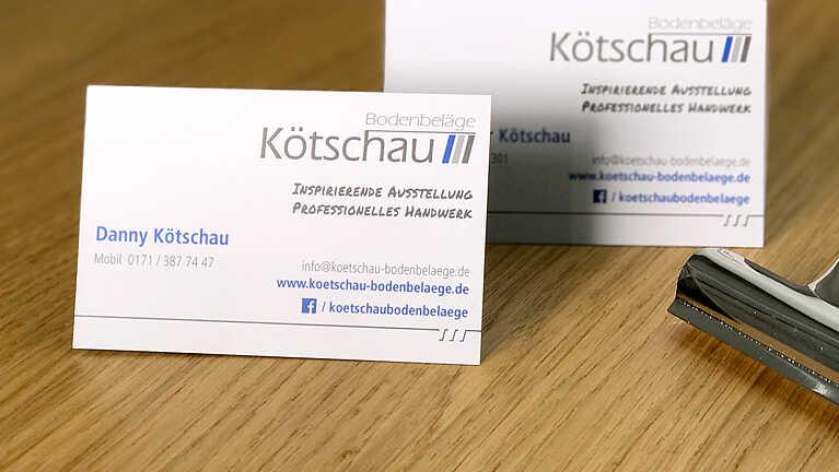 Visitenkarten Tough Werbeagentur Gmbh Nürnberg
